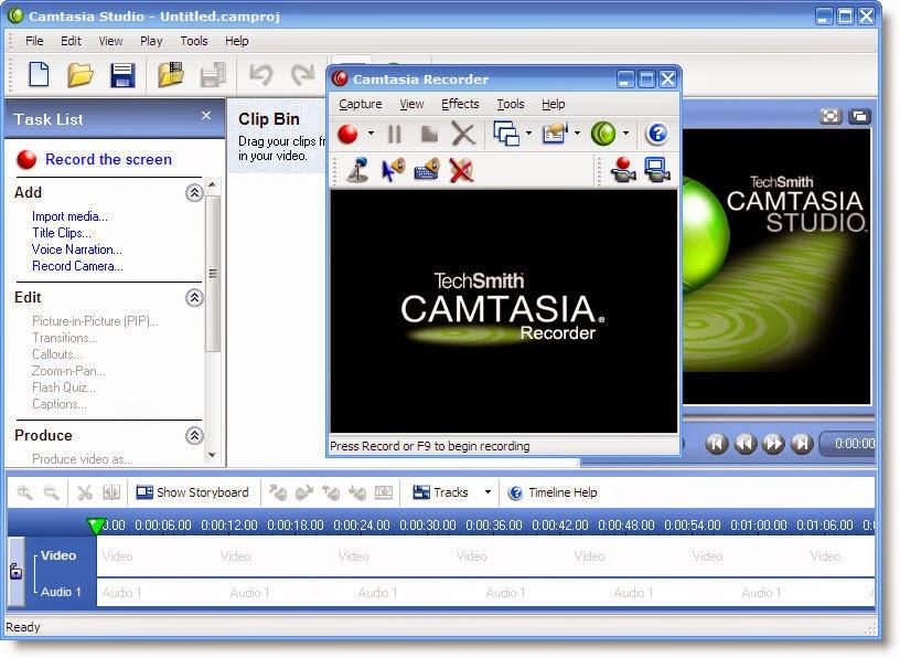 Camtasia Studio 8.4.0