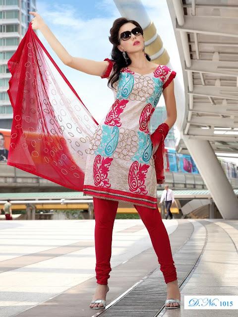 Designer Anarkali Salwar Kameez, Fancy Embroidery Anarkali Salwar Suits in UK