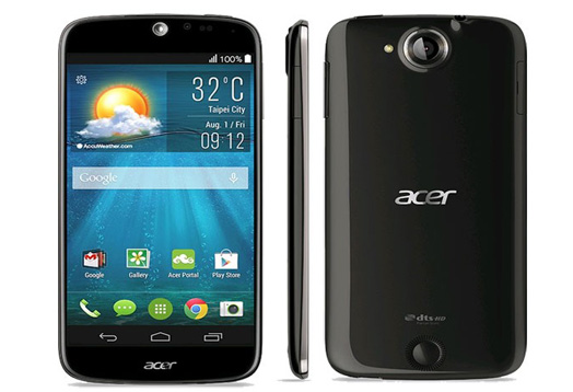 Harga Acer Liquid Jade Terbaru, Spesifikasi Android KitKat Kamera 13 MP