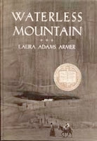 bookcover of WATERLESS MOUNTAIN by Laura Adams Armer