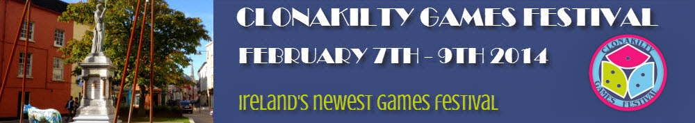 Clonakilty Board Games Festival 2014