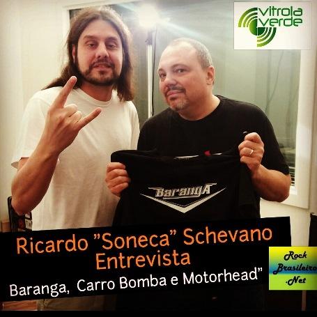 """Ricardo""""Soneca"""" Schevano - Entrevista"""