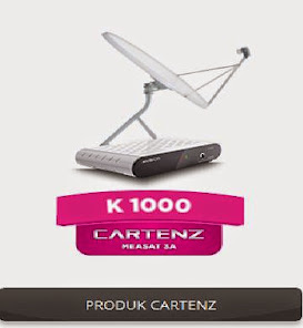 K VISION CARTENZ K-1000