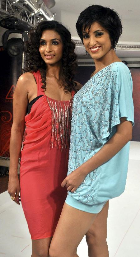 , Indian Women's Western Trends