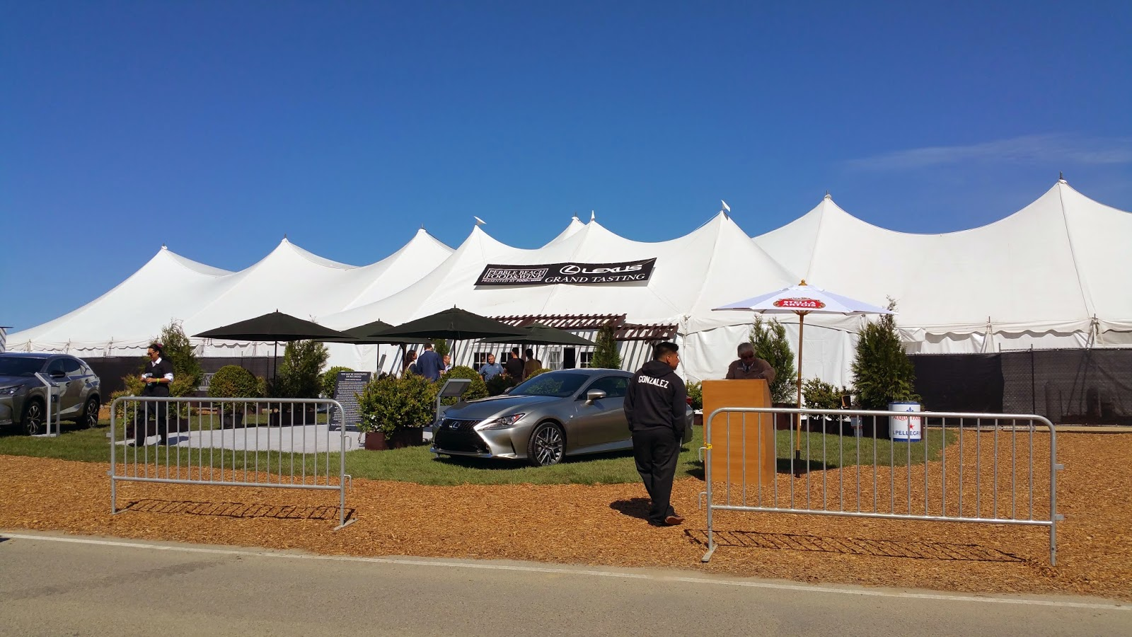 Sacramento Shines at Pebble Beach Food & Wine