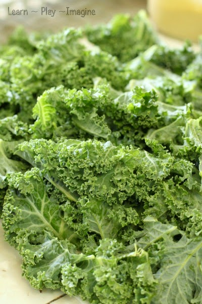 The best recipe for homemade kale chips
