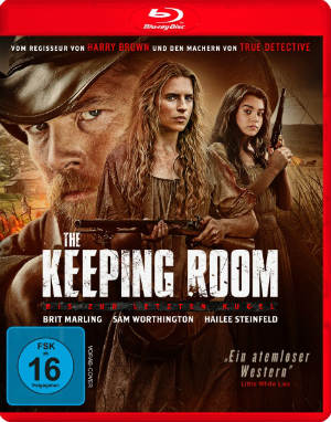 Filme Poster The Keeping Room