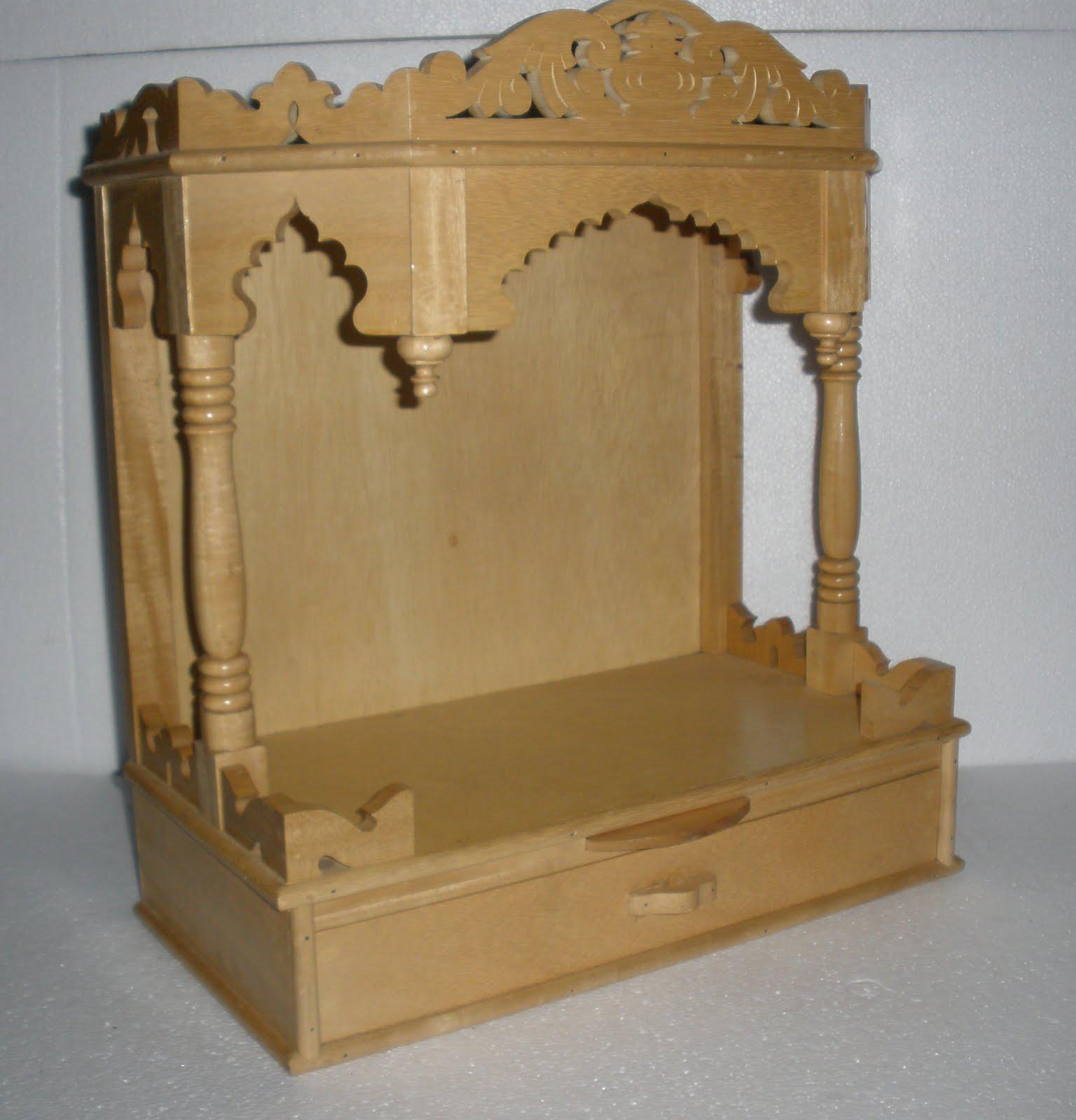 Dhiraj Furniture Sevan Wood Temple