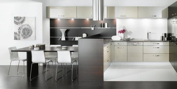 Decoration cuisine galerie photos home sweet home - Photo cuisine semi ouverte ...