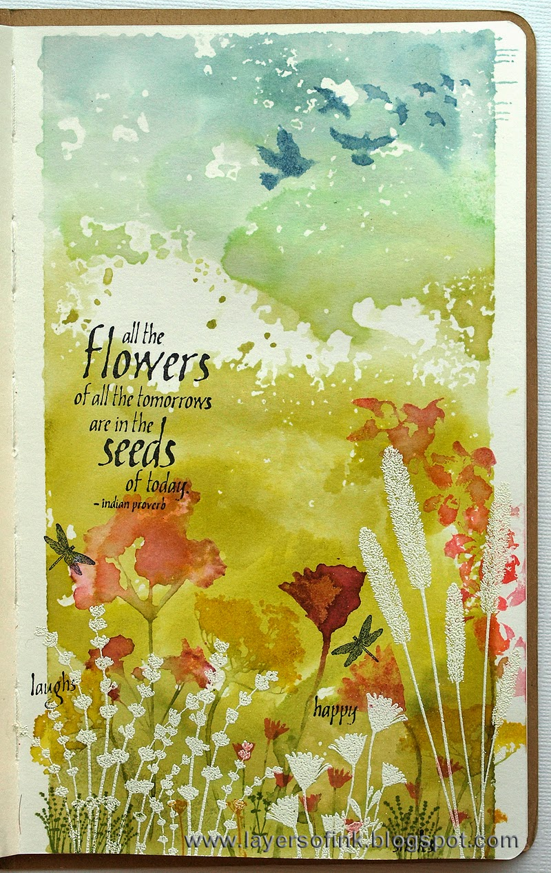 Craft a Scene Create Your Own Flower Garden Craft a