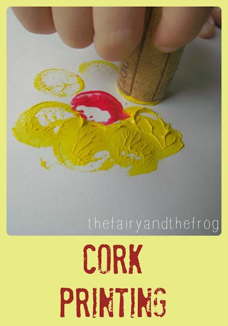 cork printing