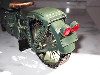 Harley WLA 1940
