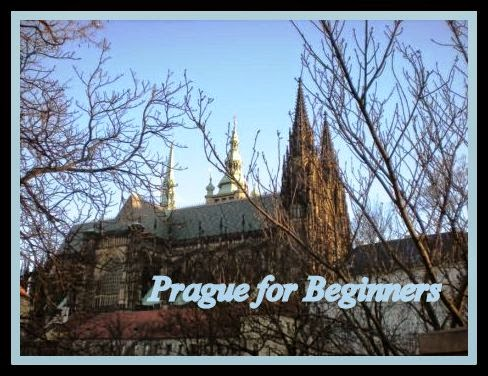 My novel about living in Prague