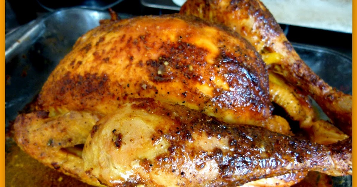 cooking f e lili poulet r ti comme en rotisserie. Black Bedroom Furniture Sets. Home Design Ideas