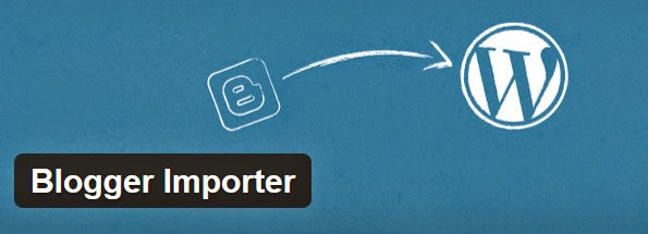 Blogger to WordPress import plugin