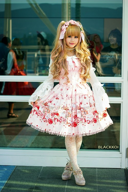 Crazy and Kawaii Desu, dress, Kawaii Desu, Kawaii outfits, Lolita, Moda Kawaii,
