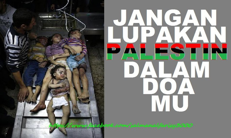 PALESTIN DI HATI..