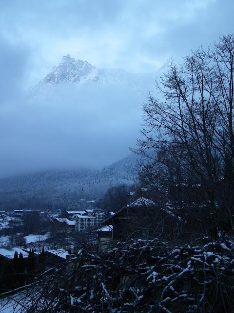 Les Houches, Chamonix, France
