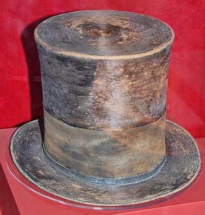 http://www.villagehatshop.com/content/159/abraham-lincolns-top-hat.html