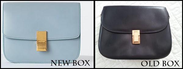 celine luggage bag price - A Glossy Discourse: Celine on a Budget - My Vintage Celine Box Bag