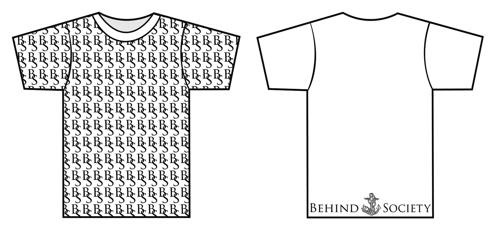 Anchor And Release Clothing >> Behind.Society Clothing Release Date!!! | Behind Society Blogs