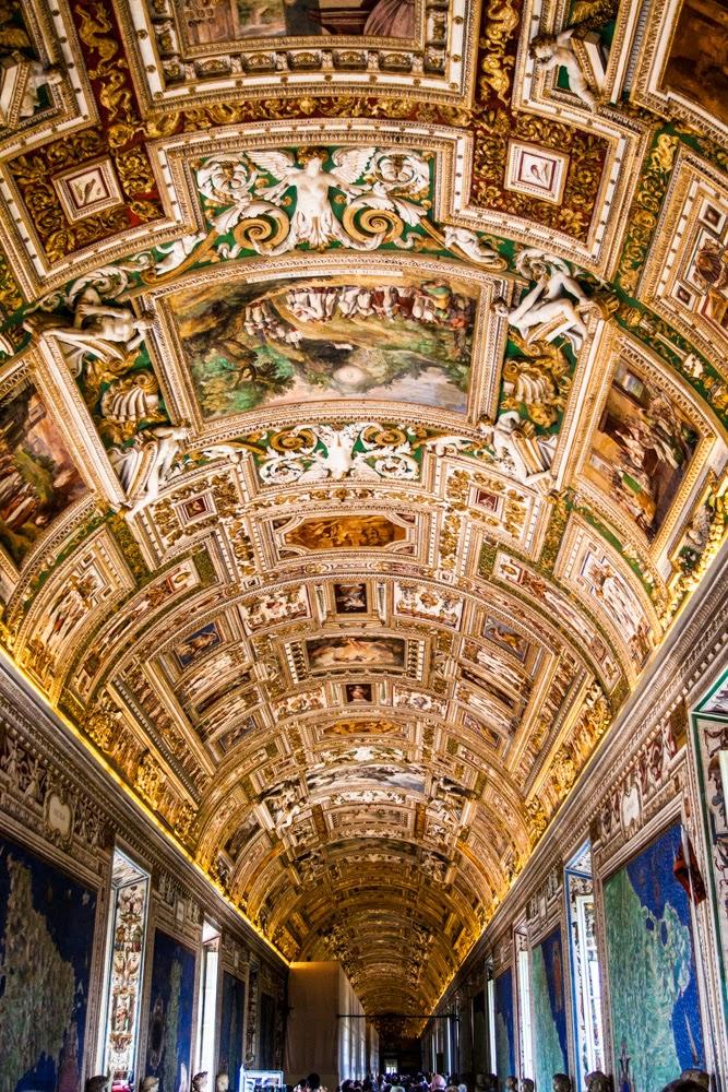 Kulkukatin kirjeitä: Vatikaanin museomaratoni ja upea