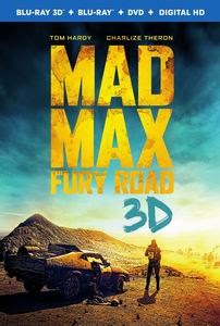 MAD MAX FURY ROAD (3D)