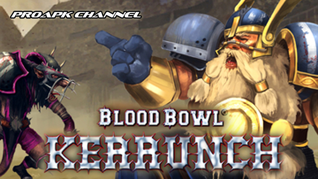 Blood Bowl: Kerrunch Gameplay IOS / Android