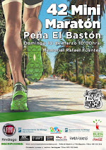 42º Mini Maratón Peña El Bastón