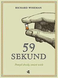 59 sekund, książka o skutecznych sztuczkach stosowanych w życiu.