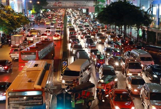 DKI Jakarta, Ternyata Menjadi Kota Termacet di Dunia