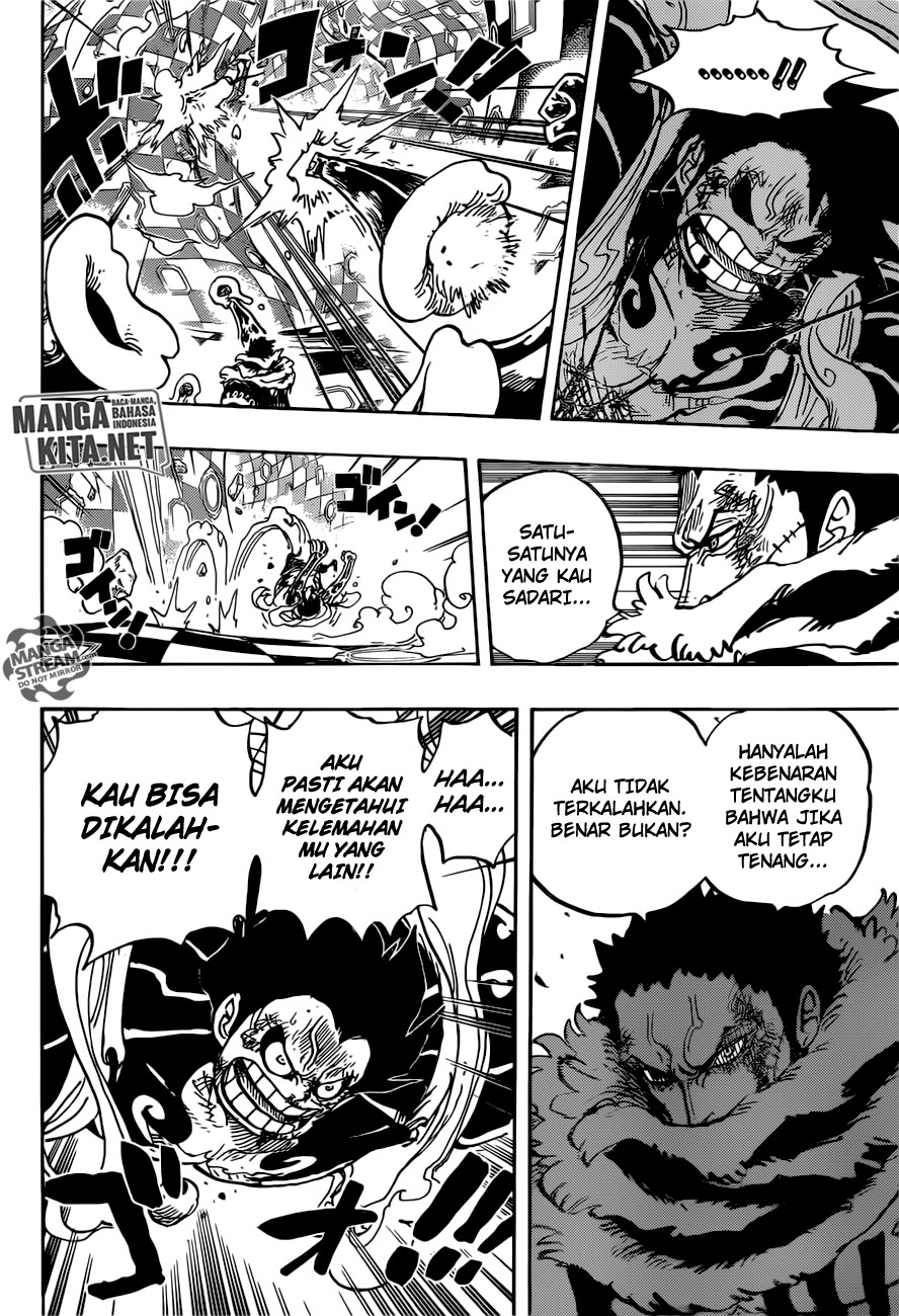 One Piece Chapter 885-6