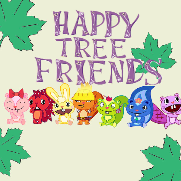 Happy Tree Friends Cartoon Series