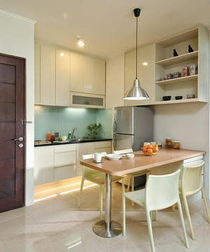beautiful small kitchen design idea