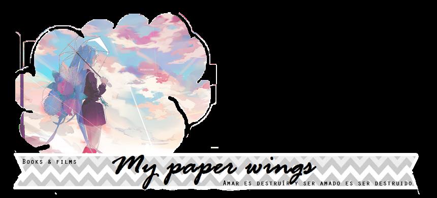 My paper wings