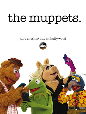 The Muppets Teaser Television Poster