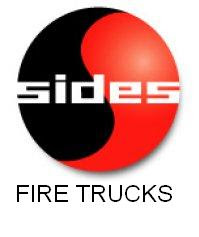 Sides Fire Trucks