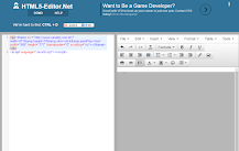 HTML5, Online