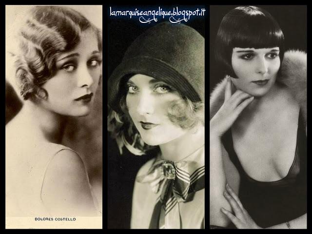 La marquise angelique tendenza moda anni 20 look dei ruggenti anni 20 roaring twenties trend - Dive anni 40 ...
