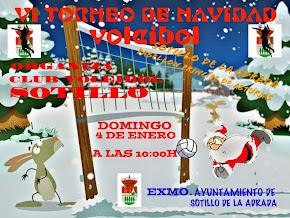 """VI Torneo de Navidad de Voleibol """"Villa de Sotillo"""""""