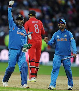 MS-Dhoni-Dinesh-Karthik-India-vs-England-Champions-Trophy-2013