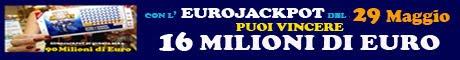 Eurojackpot la grande sfida del venerdi sera