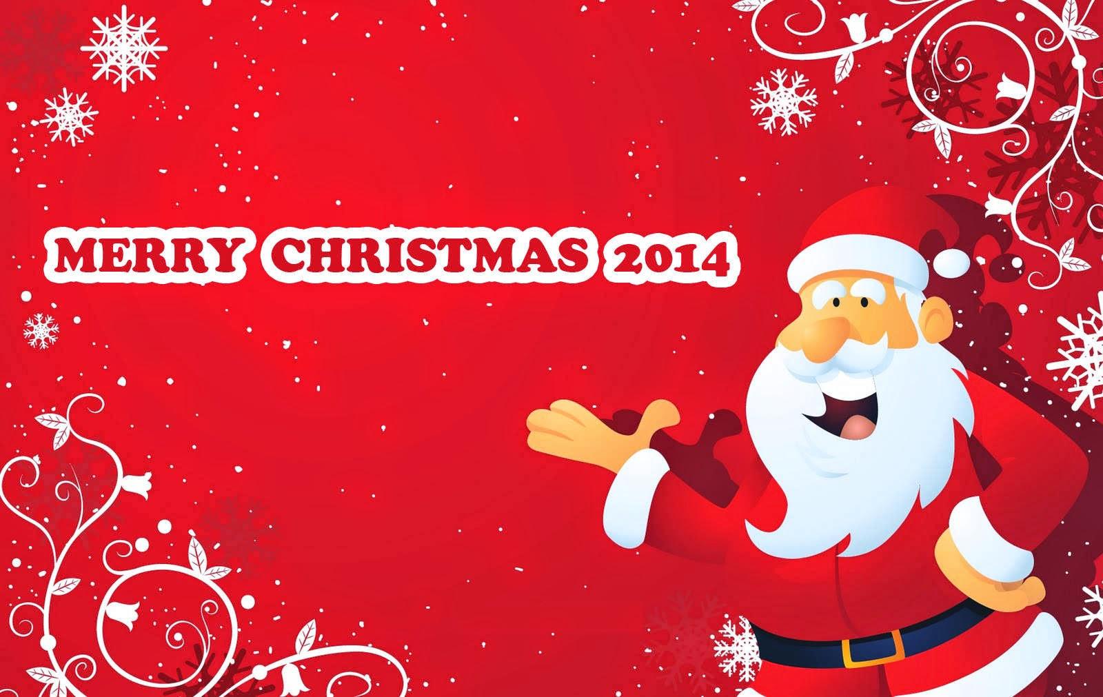 merry christmas 2014 greetings wallpaper [brand new] | happy new