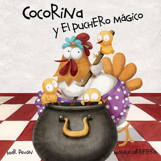 COCORINA Y EL PUCHERO MÁGICO