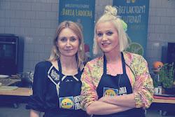 Gotowałam z Darią Ładochą