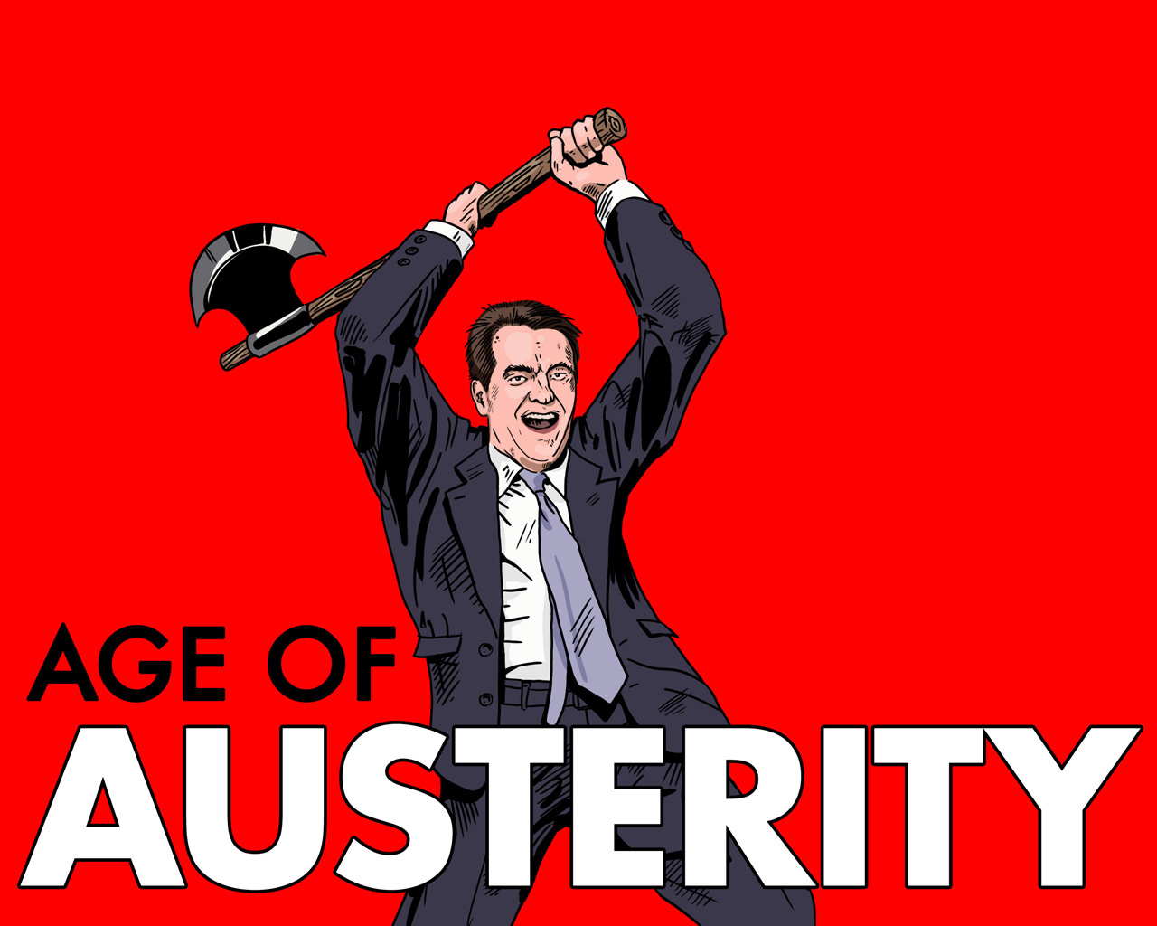 Rage Against Austerity | austerity-george-osborne-desktop | Civil Disobedience Free Speech Government Government Corruption International Monetary Fund News Articles Occupy Protestors & Activists US News