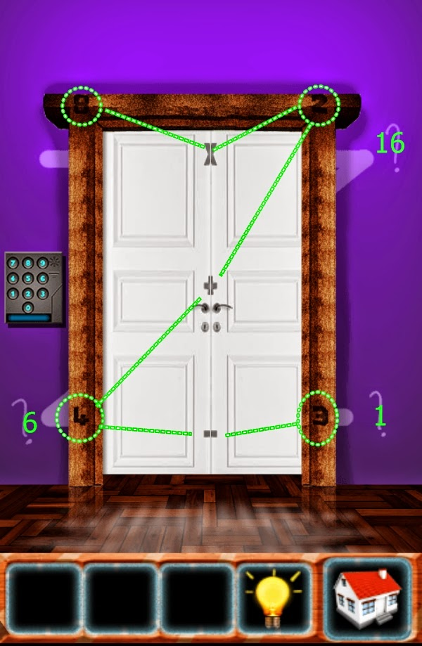 100 Doors Classic Escape Level 46 47 48 49 50