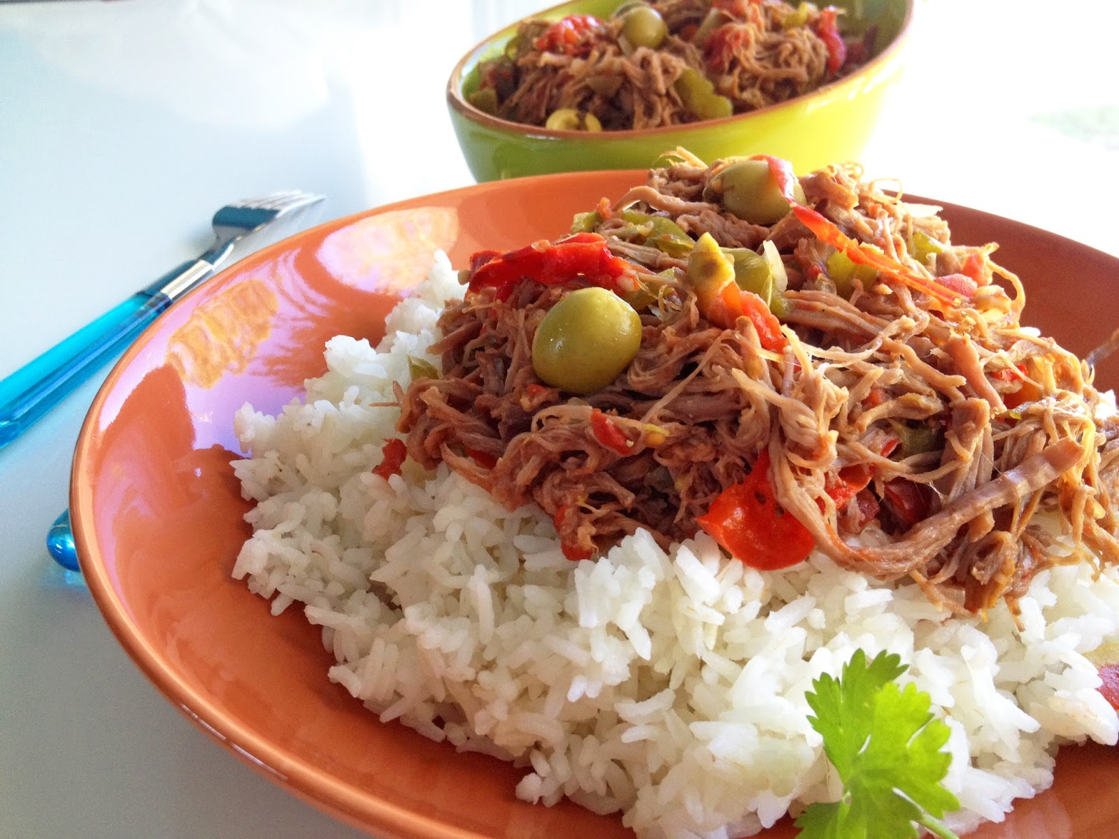 Cuban Ropa Vieja | Cooking Jar and Happy Accidents