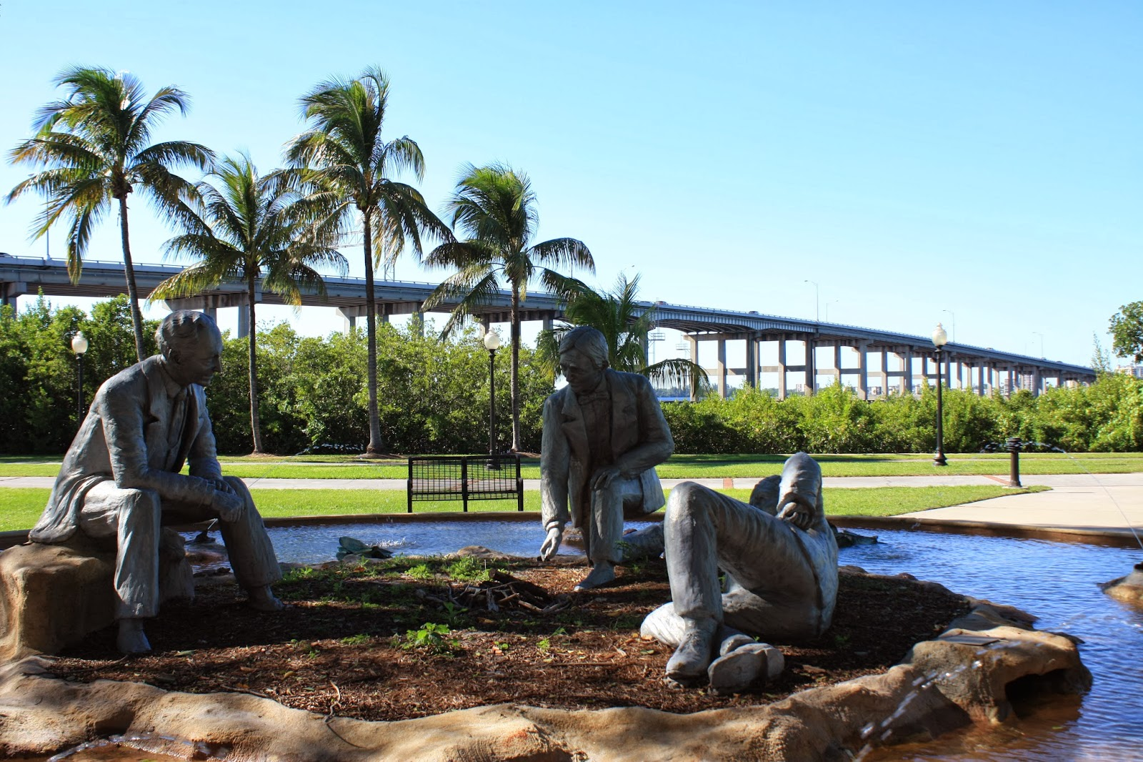 Meandering Joy LaBelle To Fort Myers