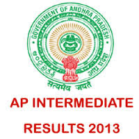 AP Intermediate 1st Year Vocational Results 2013
